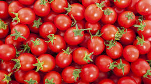 "Tomatoes, Cherry (12 x 1 pint, 10 lb Flat) ""Exception to US Grown Rule"""